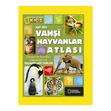 National Geographic Kids - Atlas ve Her Şey Serisi