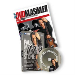 Sir Paul Mccartney & Standing Stone Fasikül+DVD